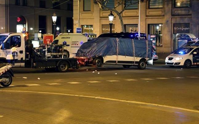 'Bigger attack was planned', Barcelona terror suspect tells court in Spain