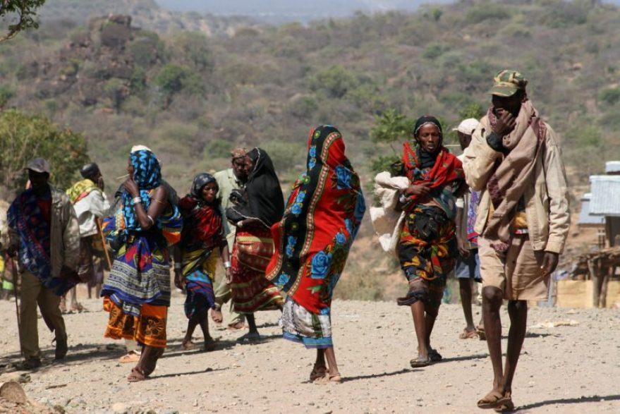 The Borana: catch the colour. The Borana people live in Ethiopia's Oromia region. Photo Credit: Carsten ten Brink via Flickr. CC BY 2.0