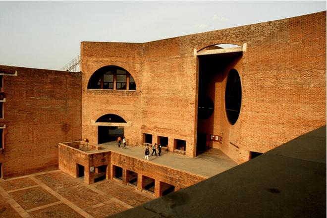 IIM Ahmedabad. Courtesy: IIM Ahmedabad