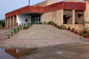 The auditorium at Jamia Millia Islamia. Credit: Facebook/Jamia Millia Islamia