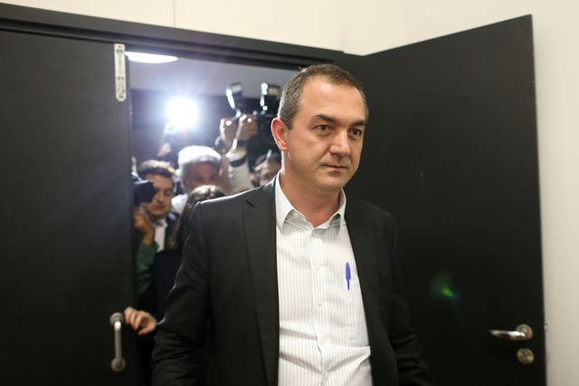 Ex-CEO Who Linked Brazil's President to Corruption is Arrested