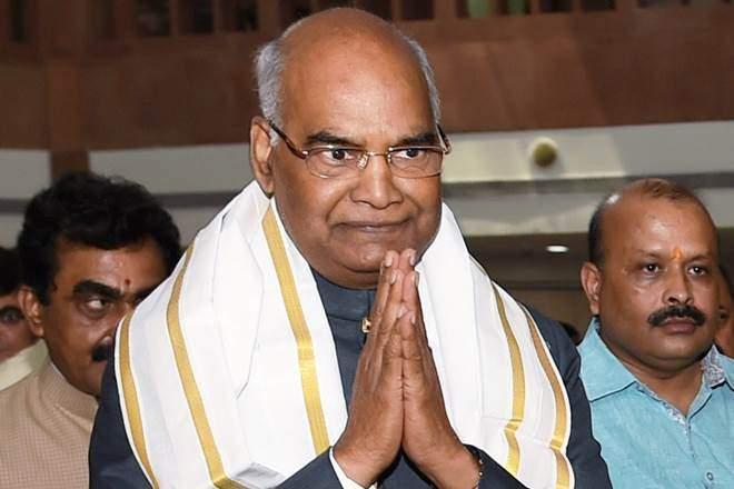 President Ram Nath Kovind   Credit: PTI