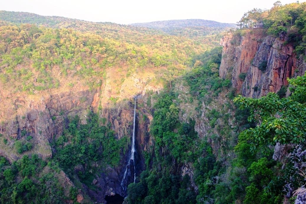 The majestic Joranda waterfalls. Source: Author provided