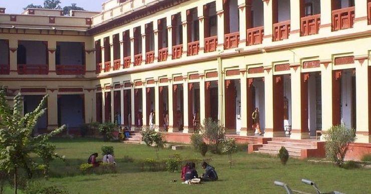 Mahila Maha Vidhyalaya in Varanasi. Courtesy: Mahila Maha Vidhyalaya website