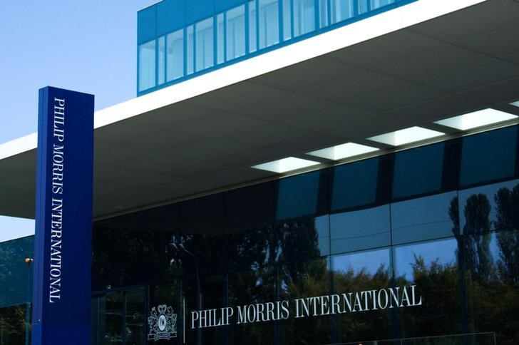 Philip Morris International's operational headquarters are pictured in Lausanne August 19, 2009. Credit: Reuters/Denis Balibouse/File Photo