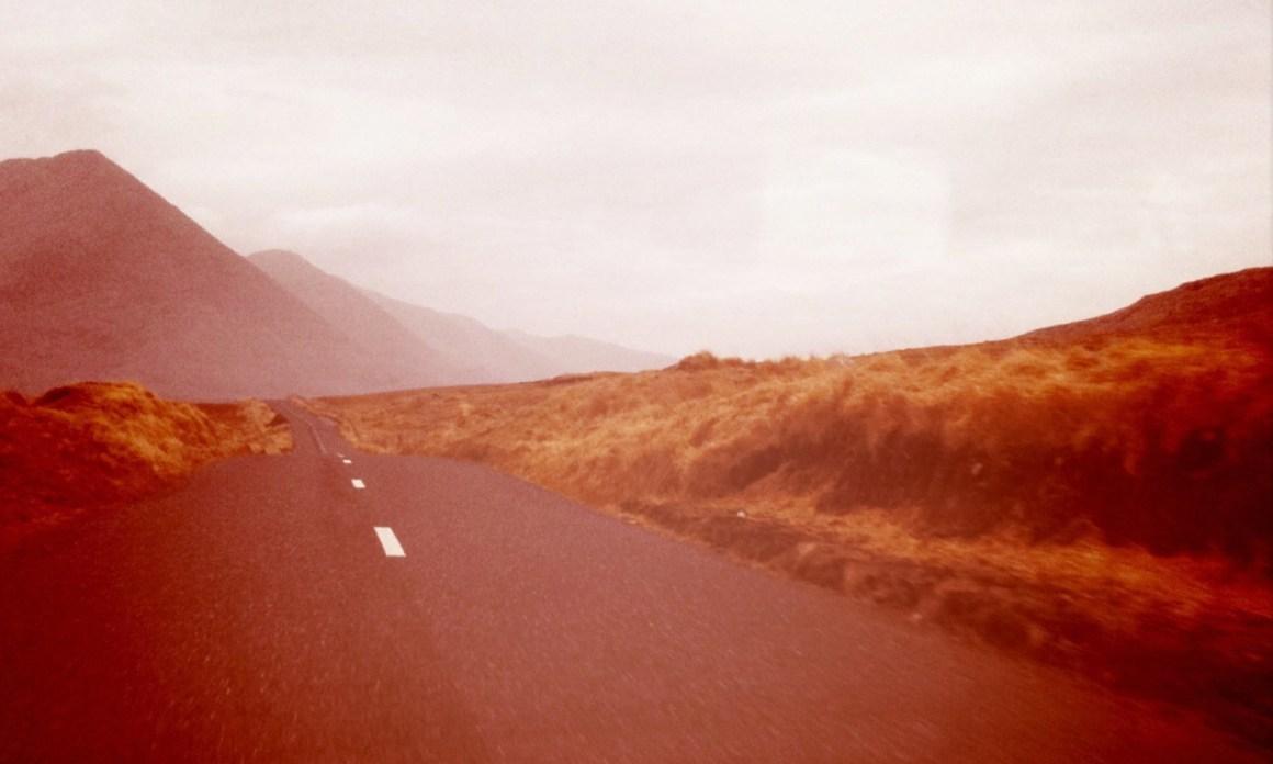 A road in Connemara. Credit: Flickr