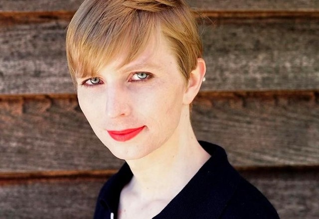 Chelsea Manning, the transgender U.S. Army soldier responsible for a massive leak of classified material, poses in a photo of herself for the first time since she was released from prison and post to social media on May 18, 2017. Credit:Reuters