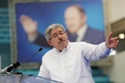 Ahmed Ouyahias. Credit: Reuters/Ramzi Boudina