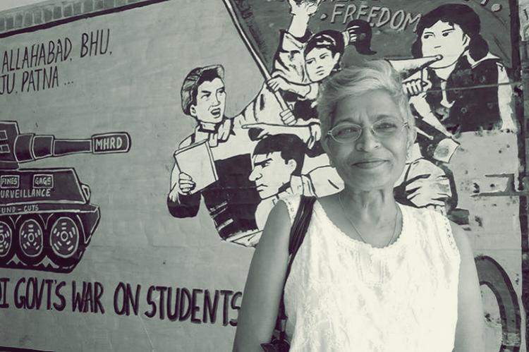 Gauri Lankesh: Facebook