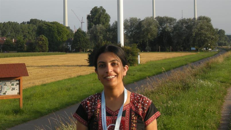 Archana Lakhani. Credit: The Author