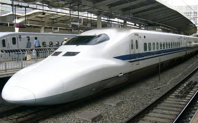 Japan's bullet train. Credit: Wikimedia Commons