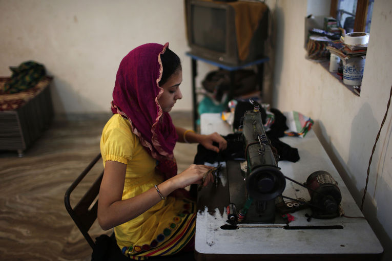 The state must provide ample protection for women home-based workers. Representative image. Credit: Reuters