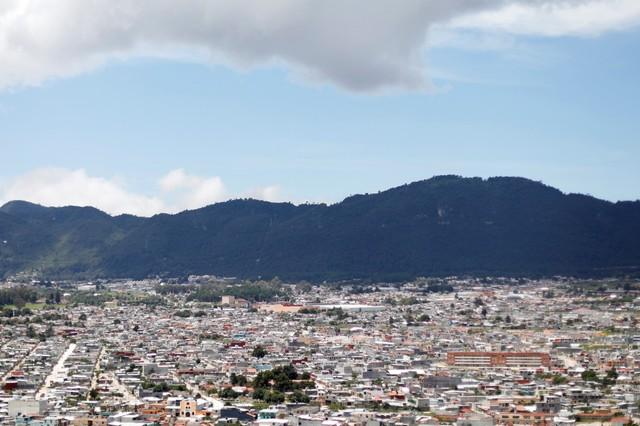 A view of San Cristobal de las Casas, in Chiapas state, Mexico, August 13, 2017. Credit: Reuters/Edgard Garrido/Files