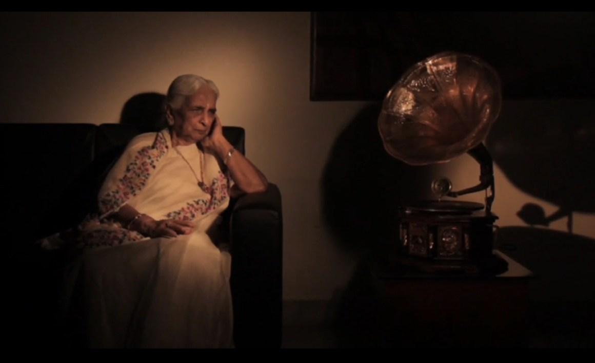 Still from the documentary, Girija Devi: A Lifetime in Music by Madhu Chandra, Debapriya Adhikary and Samanwaya Sarkar