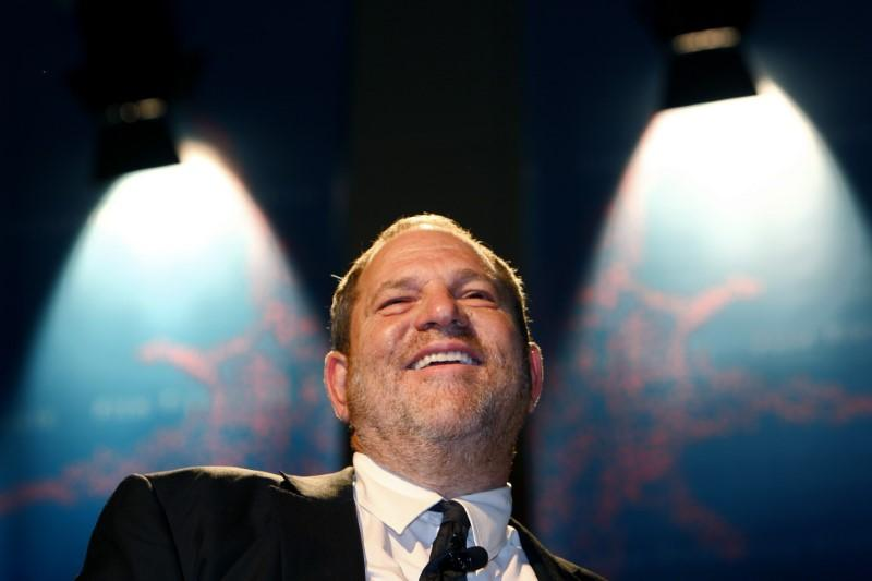 Harvey Weinstein. Credit: Reuters/Steve Crisp/Files