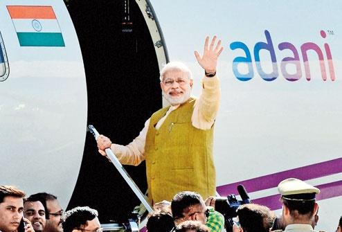 Amit Shah sets 150 Plus target in Gujarat