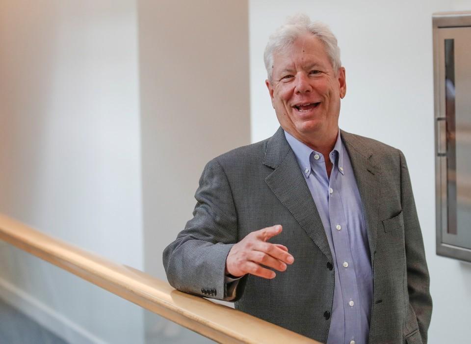 Richard Thaler. Credit: Kamil Krzaczynski/Reuters