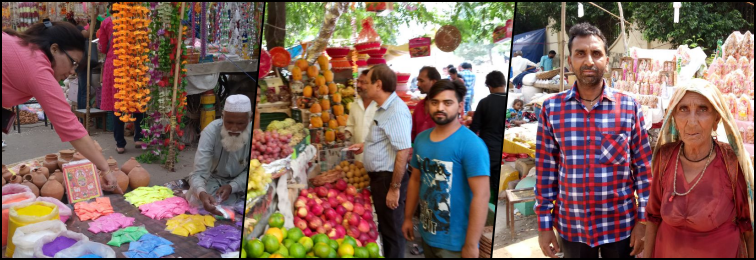 No Diwali Cheer for Traders in Delhi-NCR as Demonetisation, GST Impact Sales