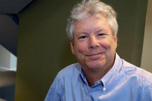 US economist and nobel laureate Richard Thaler. Credit: Reuters