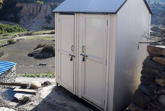 gunji toilet(@)