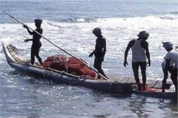 Tamil Fishermen. Credit: PTI