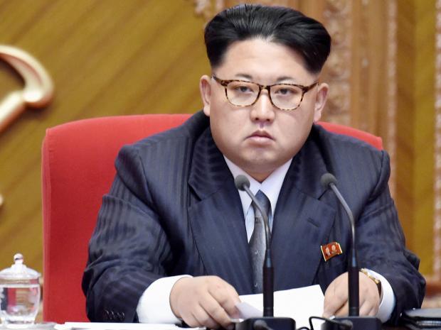 Kim Jong Un. Credit: Reuters