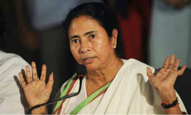 West Bengal CM Mamata Banerjee. Credit: PTI