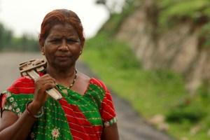 Meerabai Meena, the hand pump mechanic who ensures clean drinking water across five villages, Credit: Meena Kumar Shukla