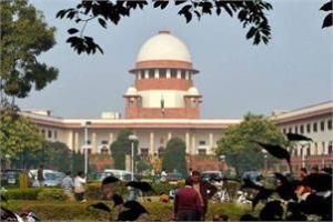 Supreme Court in New Delhi. Credit: PTI
