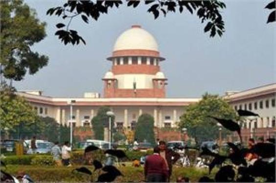 Supreme Court of India. Credit: PTI