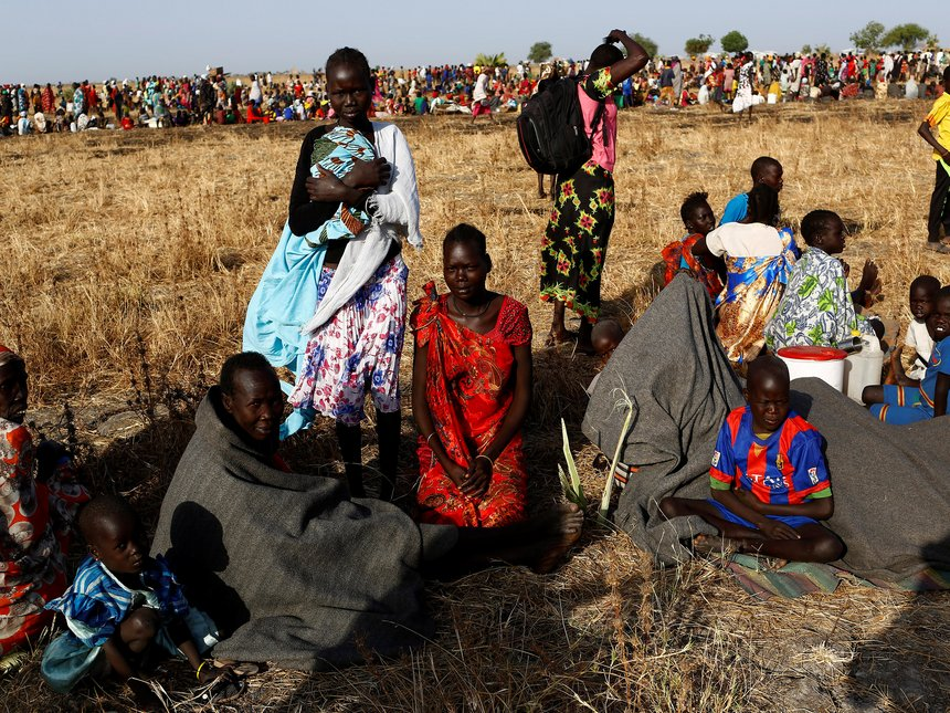 Conflicts have proliferated around the world and with them has come a rise in food insecurity. Credit: Reuters