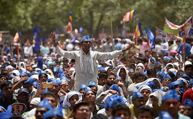 Bhim Army supporters. Credit: PTI