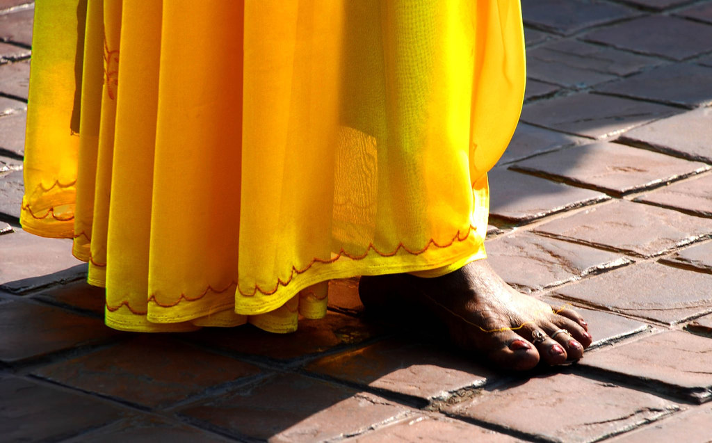 The Sari Has Never Been About a 'Hindu' Identity