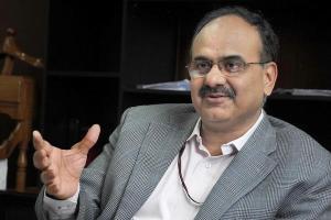 Ajay Bhushan Pandey, CEO of UIDAI. Courtesy: UIDAI