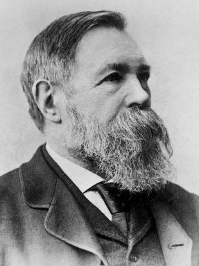 Friedrich Engels. Credit: Wikimedia Commons