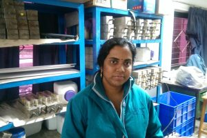 Indu Siva Ranjani. Credit: The Life of Science