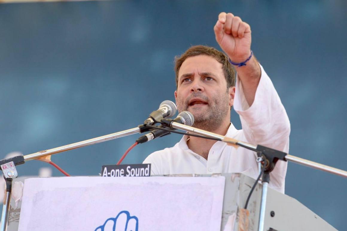 Rahul Gandhi. Credit: Facebook/Rahul Gandhi