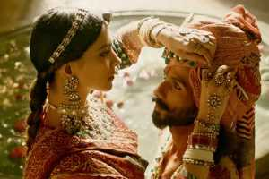 A still from Padmavati.