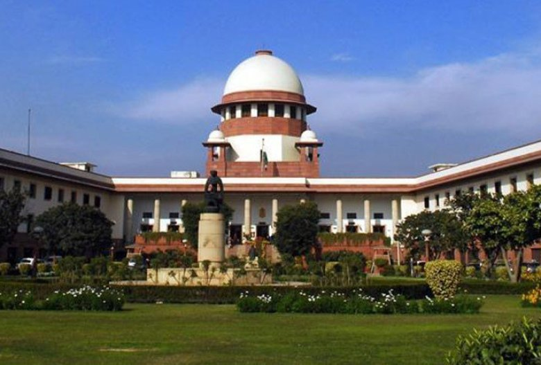 Supreme Court of India. Credit: Reuters