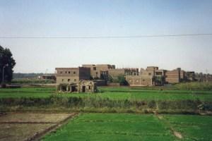 South of Cairo. Credit: Wikimedia