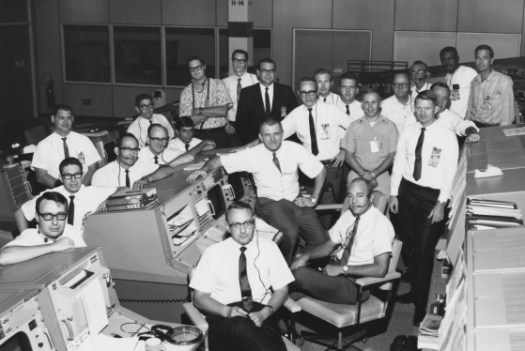 Kranz-White-Team-NASA
