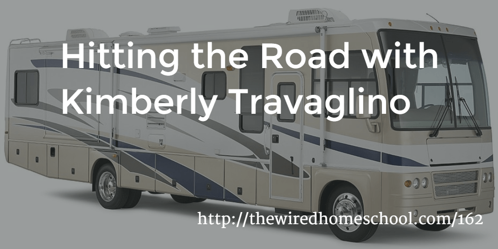 Hitting the Road with Kimberly Travaglino