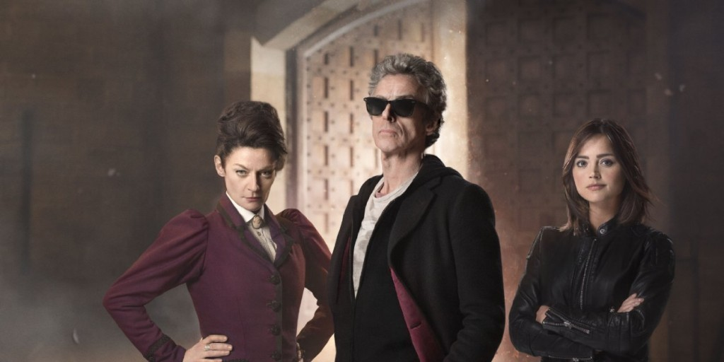 Doctor Who - The Magician's Apprentice