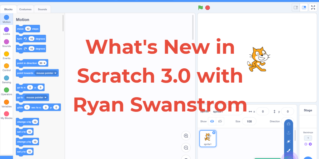 Scratch That Coding Itch with Ryan Swanstrom – WHS 242