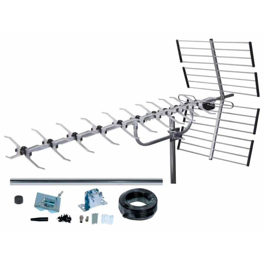 Ultimate Review Of Best Outdoor Hdtv Antennas In