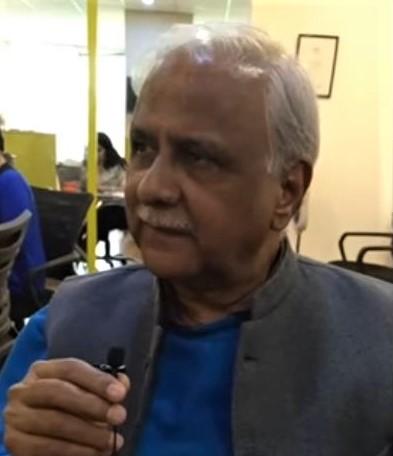 Jagdip Chhoker
