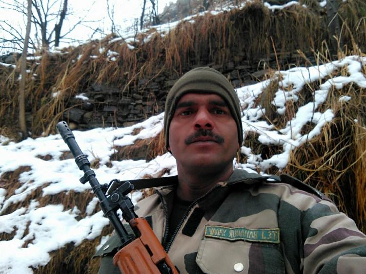 Tej Bahadur BSF Facebook