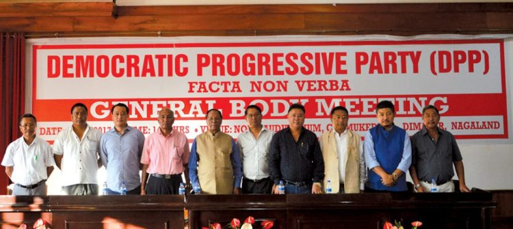 Democratic-Progressive-Party-formed-in-Nagaland by Morung express