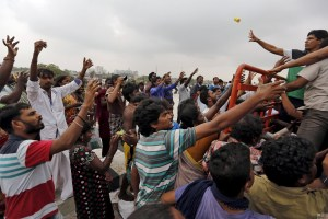 Displaced People India Reuters