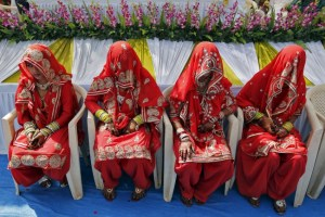 Muslim Mass Marriage Reuters